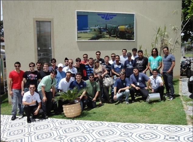 Equipe Aeroclube de Goiás
